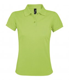 SOL'S Ladies Prime Poly/Cotton Piqué Polo Shirt