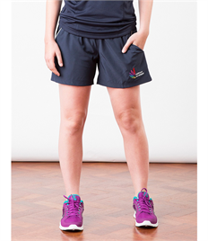 BLUEMAX APTUS FEMALE TRAINING SHORTS