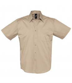 SOL'S Brooklyn Short Sleeve Twill Shirt
