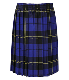 BLUEMAX SKYE TARTAN JUNIOR SKIRT