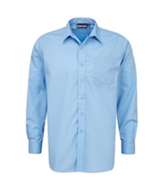 BLUEMAX BOYS TWIN PACK LONG SLEEVE SHIRT