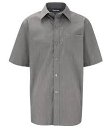 BLUEMAX BOYS TWIN PACK SHORT SLEEVE SHIRT