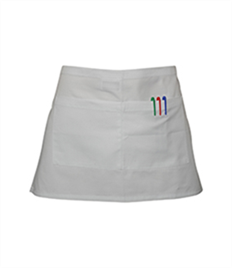 AA Waist Apron With Pocket
