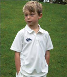 Canterbury Kids Cricket Shirt