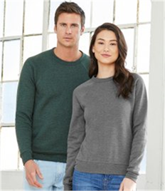 Canvas Unisex Sponge Fleece Sweatshirt