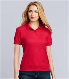 Gildan Ladies DryBlend® Double Piqué Polo Shirt
