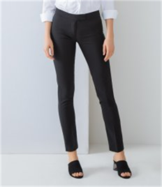 Henbury Ladies Tapered Leg Trousers