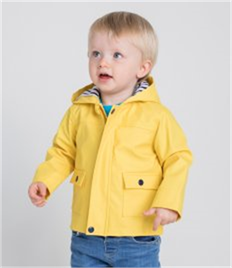 Larkwood Baby/Toddler Rain Jacket