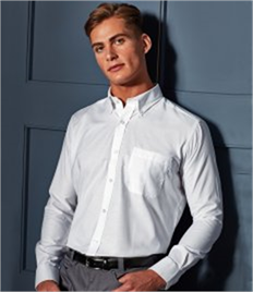 Premier Signature Long Sleeve Oxford Shirt