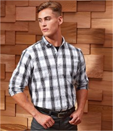 Premier Ginmill Check Long Sleeve Shirt