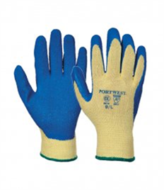 Portwest Kevlar® Latex Grip Gloves