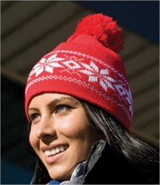 Result Fair Isles Knitted Hat