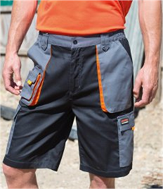 Result Work-Guard Lite Unisex Shorts