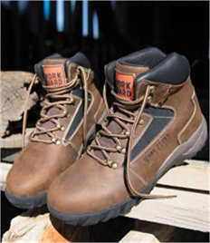 Result Work-Guard Carrick S1P Safety Boots