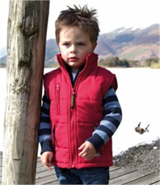 Result Kids Ultra Padded Bodywarmer