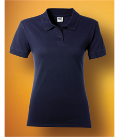 SG Ladies' Cotton Polo Shirt
