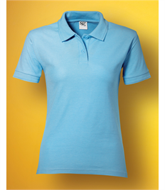 SG Ladies' Polycotton Polo Shirt