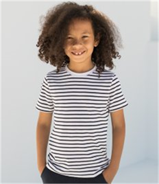SF Minni Kids Striped T-Shirt