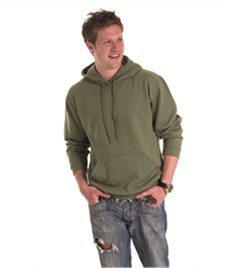 Uneek Classic Hooded Sweatshirt