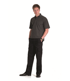 Uneek Cargo Trouser - Long with Knee Pads - Long