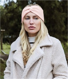 Beechfield Twist Knit Headband