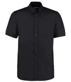 Kustom Kit Short Sleeve Classic Fit Workforce Shirt