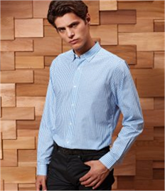 Premier Maxton Check Long Sleeve Shirt