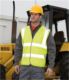 Result Core Hi-Vis Motorway Vest