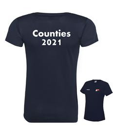 PR - Stafford Apex Ladies Counties T-Shirt