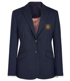 EMB - Ladies Rhino Division 10 Sets Champion Navy Blazer (Gold Badge)