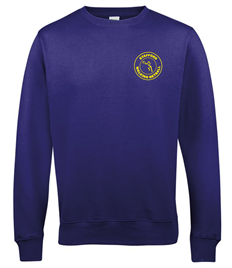 PR - Stafford Walking Netball Sweatshirt