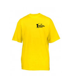 Adults Yellow T shirt