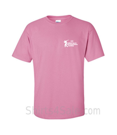 Adults HOT PINK T SHIRT