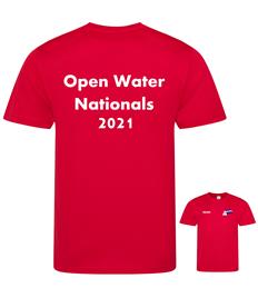 PR - Stafford Apex Children's Open Water Nationals 2021