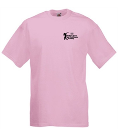 Adults Pink T shirt