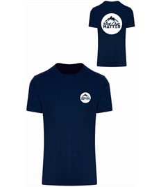 MOM Unisex Fitness T-Shirt - Front & Rear Print