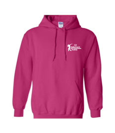 LIPSTICK PINK Childrens Stafford Sports and Performance Academy Hoody