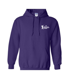 PURPLE Childrens Stafford Sports and Performance Academy Hoody