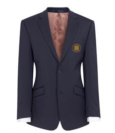 EMB - Men's Rhino Division 10 Sets Champion Navy Blazer (Gold Badge)