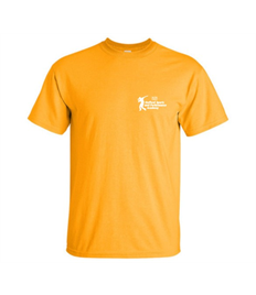 Adults GOLD T SHIRT