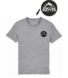 MOM Unisex Organic T-Shirt - Front & Rear Print