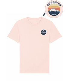MOM Love at First Hike T-Shirt - Front & Rear Print