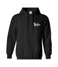 Black Childrens Stafford Sports and Performance Academy Hoody