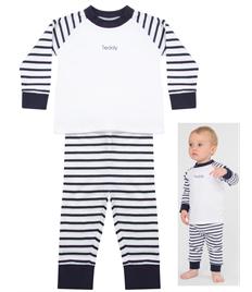 Personalised Toddler Pyjamas