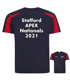 PR - Stafford Apex Nationals T-Shirt