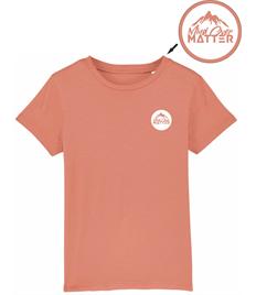 MOM CHILDREN'S Organic T-Shirt, Front & Rear Print