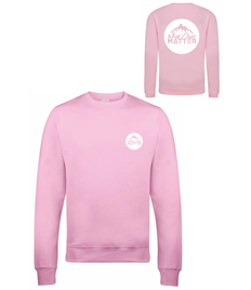 MOM Sweatshirt - Front & Rear Print