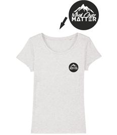 MOM Women's Organic T-Shirt - Front & Rear Print