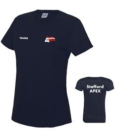 PR - Stafford Apex Ladies T-Shirt