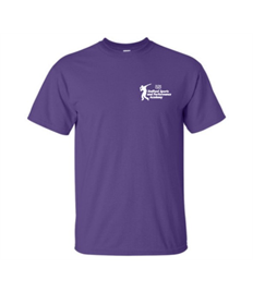 Adults PURPLE T SHIRT